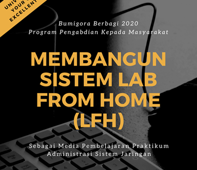 Modul Free Online Training Membangun Sistem Lab From Home (LFH)